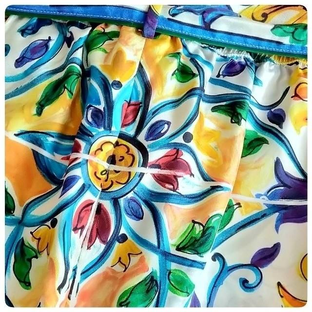 DOLCE&GABBANA(ドルチェアンドガッバーナ)の他サイトにてご成約となりました レディースのパンツ(カジュアルパンツ)の商品写真