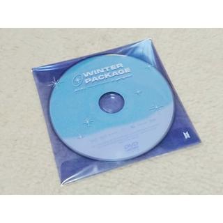 防弾少年団(BTS) - BTS 2021 WINTERPACKAGE ウィンパケ DVD 日本語字幕あり
