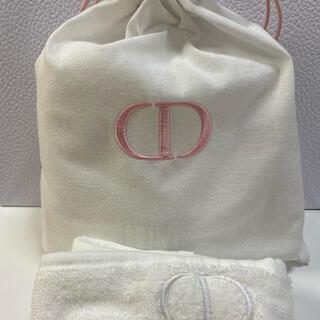Dior - ディオール♡巾着、ヘアバンド