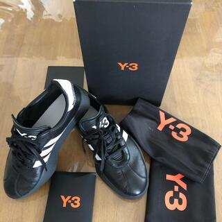 Y-3 - 【美品】Y-3 スニーカー TANGUTSU adidas