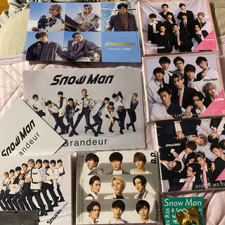Johnny's - SnowMan CDセット