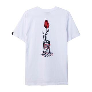 アフターベース(AFTERBASE)のWasted youth ウェステッドユース tee johnrossモデル(Tシャツ/カットソー(半袖/袖なし))