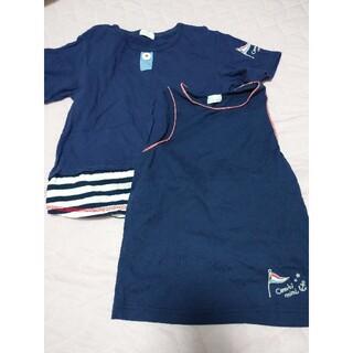 コンビミニ(Combi mini)のコンビミニ トップス(Tシャツ/カットソー)