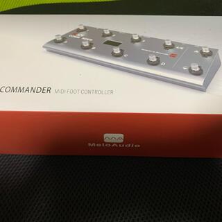 melo audio MIDI COMMANDER(MIDIコントローラー)
