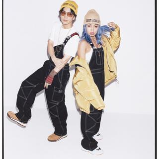 マウジー(moussy)のmoussy studiowear マウジー オーバーオール(サロペット/オーバーオール)