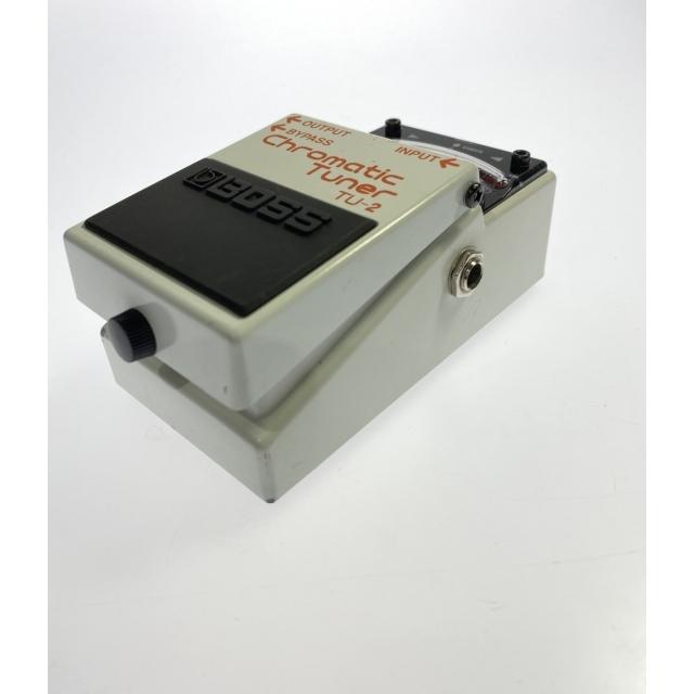 BOSS エフェクター   TU-2 ボス 楽器のレコーディング/PA機器(エフェクター)の商品写真