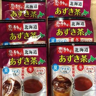小豆茶 感動の北海道 6袋セット ノンカフェイン 最安値❗️