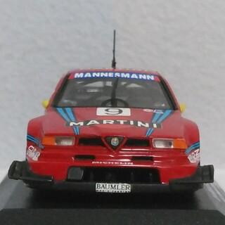 アルファロメオ(Alfa Romeo)のALFA ROMEO155TI  1/43スケールモデル(リユース)(ミニカー)