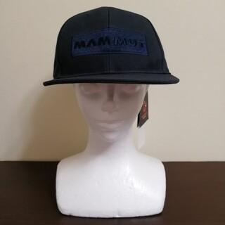 Mammut - 【新品】MAMMUT Logo Baseball Cap フリー ネイビー