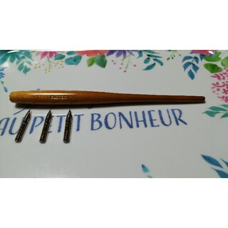 東京スライダ 木製ペン軸 SL2020 ペン先セット