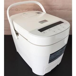 糖質オフ炊飯器 5合炊き HTC-001-WH★美品