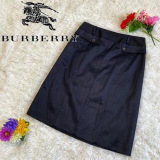 バーバリーブルーレーベル(BURBERRY BLUE LABEL)の【Burberry London】バーバリーロンドン タイトスカート レディース(ひざ丈スカート)
