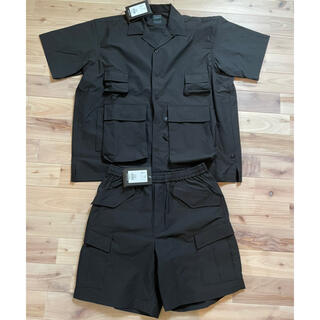 1LDK SELECT - セットアップ daiwa pier39 カーゴショーツ アングラーオープンシャツ