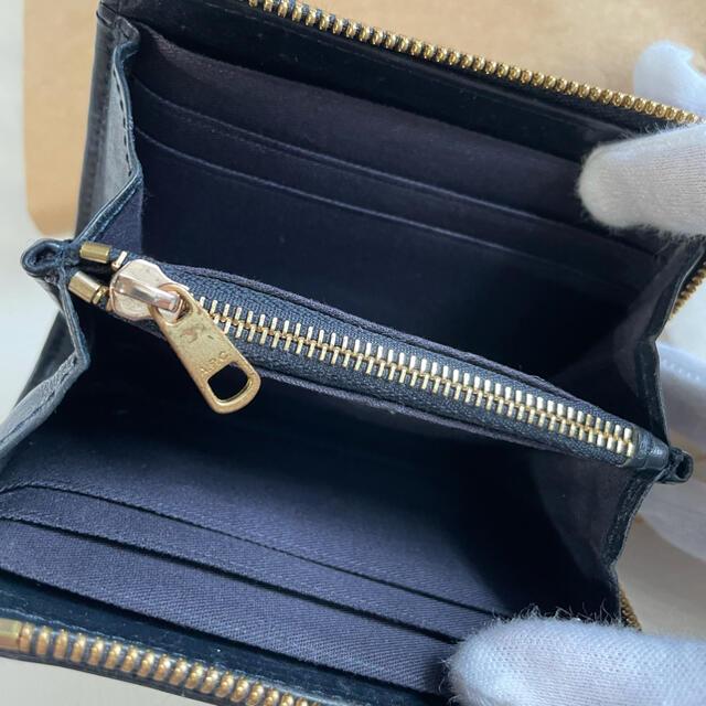 A.P.C(アーペーセー)の【美品】A.P.C アーペーセー  財布 ブラック 黒  レディースのファッション小物(財布)の商品写真