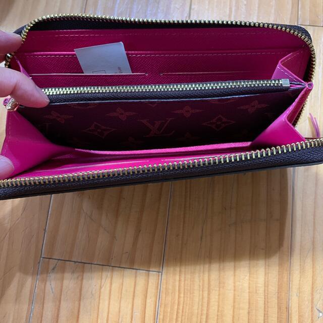 内側フューシャピンク財布 よっちさん専用 レディースのファッション小物(財布)の商品写真