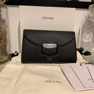 celine - セリーヌ CELINE old フィービ 財布 トロッター