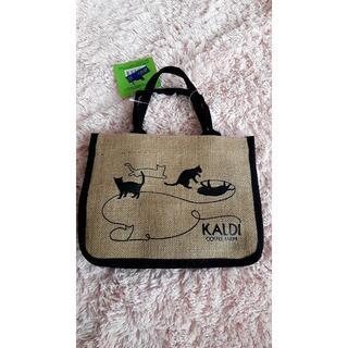 KALDI - KALDI カルディ ネコの日バッグ 2021