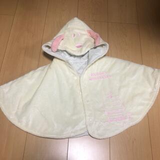 スヌーピー(SNOOPY)の# 子供服 スヌーピー ポンチョ(ジャケット/上着)
