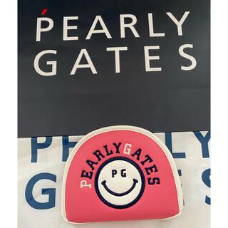 パーリーゲイツ(PEARLY GATES)のパーリーゲイツ パターカバー ヘッドカバー(クラブ)