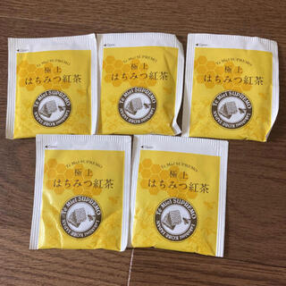 極上はちみつ紅茶  ティーパック 5袋セット(茶)