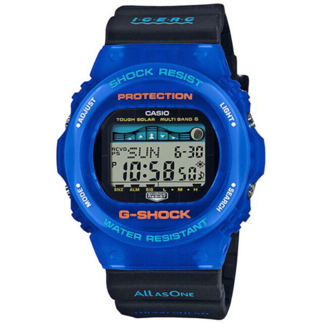 G-SHOCK(ジーショック)のイルカクジラ GWX-5700K-2JR メンズの時計(腕時計(デジタル))の商品写真