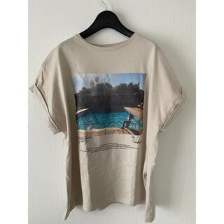 プラージュ(Plage)のPlage JANE SMITH Tシャツ(Tシャツ(半袖/袖なし))