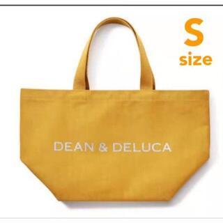 ディーンアンドデルーカ(DEAN & DELUCA)のDEAN&DELUCA ディーンデルーカ トートバッグ キャラメルイエロー  S(トートバッグ)