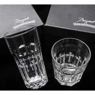 Baccarat - クリスタルグラス タンブラー 父の日