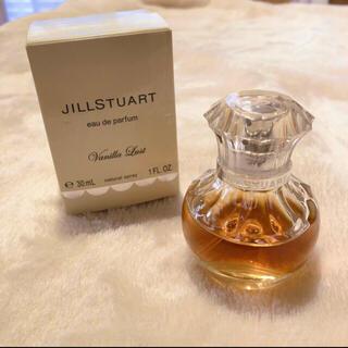 ジルスチュアート(JILLSTUART)のJILLSTUART ジルスチュアート 香水 バニララスト 30ml(香水(女性用))