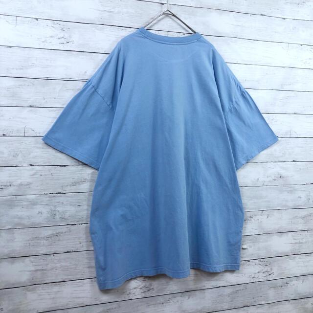 NIKE(ナイキ)の【NIKE 90.s 】ナイキ カレッジロゴ ワンポイントスモールスウォッシュ メンズのトップス(Tシャツ/カットソー(半袖/袖なし))の商品写真