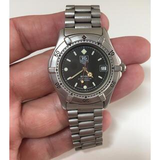 タグホイヤー(TAG Heuer)の美品 タグホイヤー プロフェッショナル 2000 型番962.013(腕時計(アナログ))