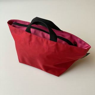 エルベシャプリエ(Herve Chapelier)のエルベシャプリエ 901Nトートバッグ Sサイズ 赤系 ピンク系(トートバッグ)