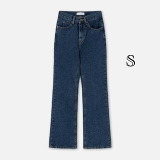 オオトロ(OHOTORO)のOHOTORO deep jeans  Sサイズ デニム パンツ(デニム/ジーンズ)