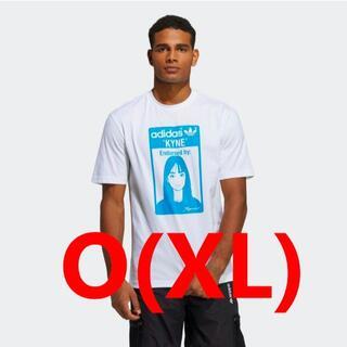 adidas - 新品未開封 ADIDAS グラフィック KYNE Tシャツ XL (O)