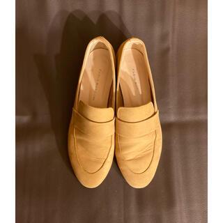 ファビオルスコーニ(FABIO RUSCONI)のFABIO RUSCONI ファビオルスコーニ レザー ローファー シューズ(ローファー/革靴)
