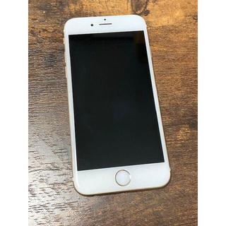 Apple - iPhone 6 ゴールド 16GB Softbank バッテリー92%
