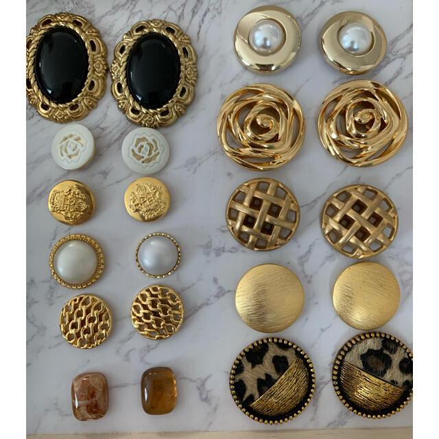 ハンドメイド ボタン/カボション ハンドメイドの素材/材料(各種パーツ)の商品写真