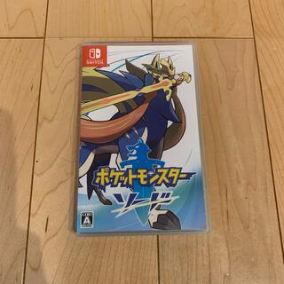 Nintendo Switch - ポケットモンスター ソード Switch