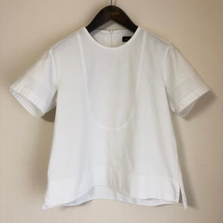 Drawer - ドゥロワー コットン デザインシャツ