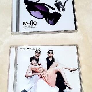 邦楽 m-flo CDシングル2枚(ポップス/ロック(邦楽))
