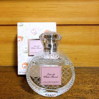 ジルスチュアート(JILLSTUART)のジルスチュワート ホワイトフローラル(香水(女性用))