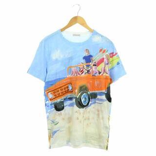MONCLER - モンクレール MONCLER 2017年製 Tシャツ M マルチカラー