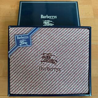BURBERRY - 新品 バーバリー タオルケット