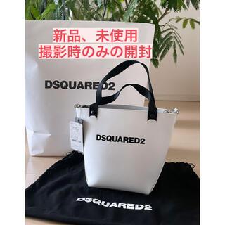 ディースクエアード(DSQUARED2)の【大人気】新品未使用 D SQUARED2 ロゴバック(ショルダーバッグ)