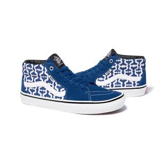 Supreme - Supreme®/Vans® Monogram Skate Grosso Mid