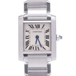 Cartier - カルティエ  タンクフランセーズ SM 腕時計