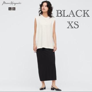 UNIQLO - BLACK xs UNIQLO mame ユニクロ マメ