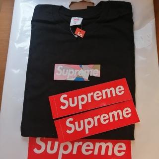 Supreme - Supreme Emilio Pucci Box Logo Tee 黒M