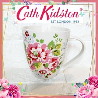 Cath Kidston - Cath Kidston ♡ラージマグ♡モーニングマグカップ♡スプレイフラワー♡