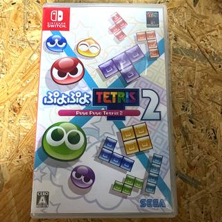 Nintendo Switch - 中古 任天堂 ぷよぷよテトリス2 switch ソフト
